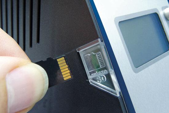 i-CON PICO Konfiguration mit Micro-SD-Karte