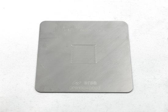 Bild von DIP SCHABLONE 20 X 20/0,1mm