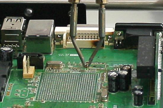 Chip TOOL-Anwendung
