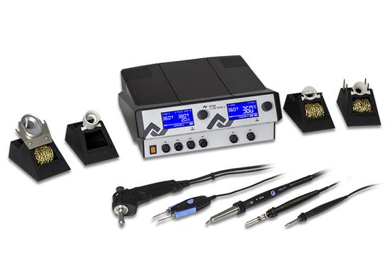 i-CON VARIO 4 mit 5. Lötwerkzeug: i-TOOL HP